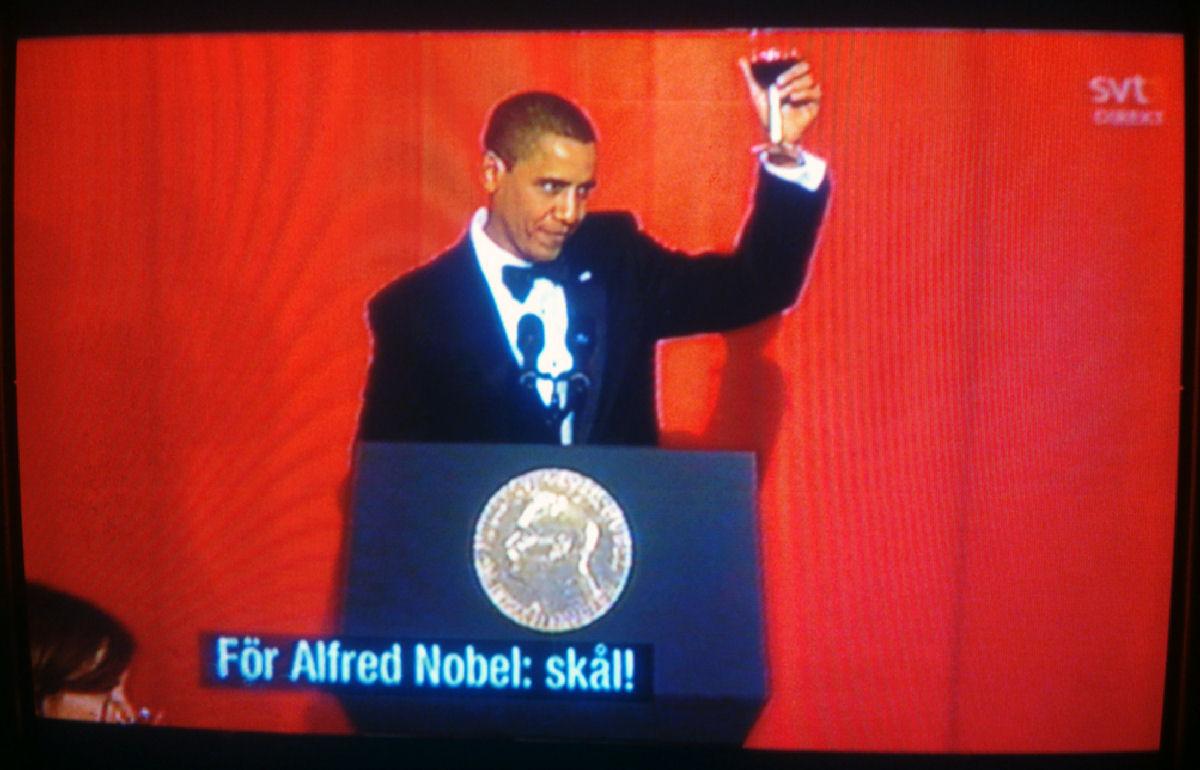 Rauhan Nobel